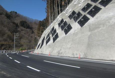 補助公共国道462号 魚尾拡幅