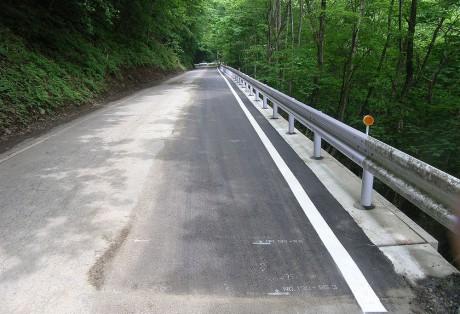 道路維持修繕 上野小海線