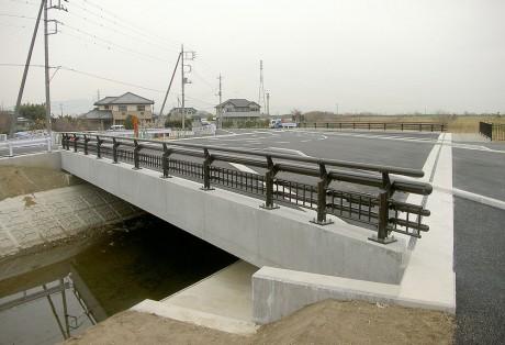 市道118号笹川橋梁上部工