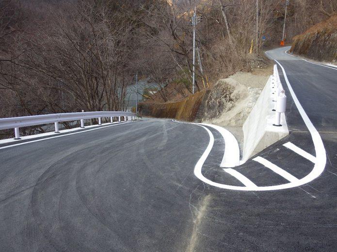 道路改築事業0県債