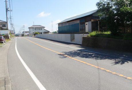 社会資本総合整備(防災・安全)(交安)主要地方道 前橋長瀞線