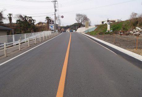 社会資本総合整備(交安)主要地方道 前橋長瀞線