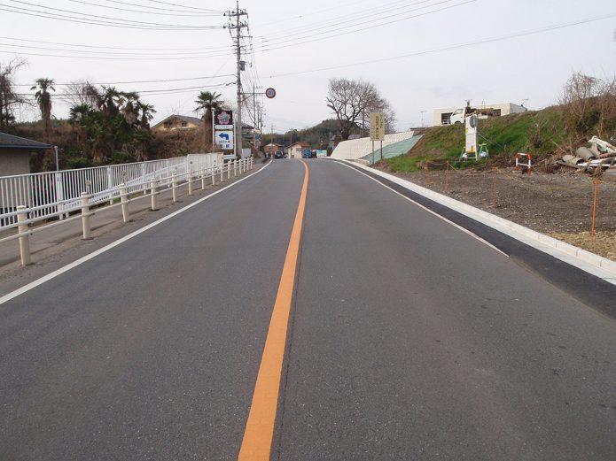 主要地方道前橋長瀞線