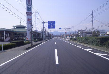 社会資本総合整備(広域連携(舗装補修))前橋長瀞線