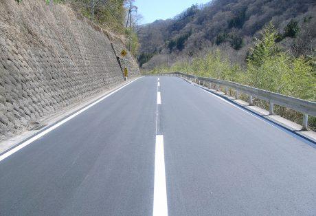 社会資本総合整備(国道舗装)<br />国道462号