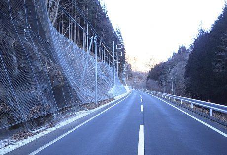単独道路維持修繕事業(道路災害防除)分割1号 下仁田上野線