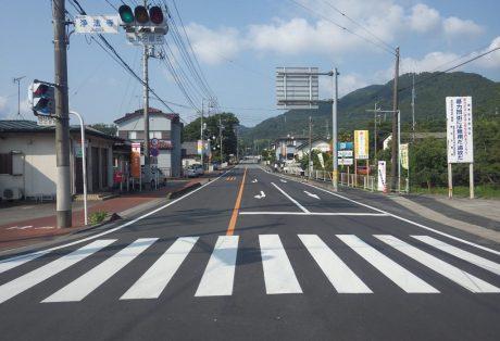 単独公共単独交通安全対策事業(交安)国道462号